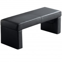 Zenith Black Bench